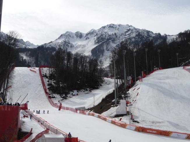 Sochi Alpine