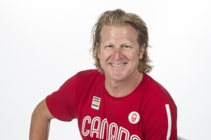 TORONTO, ON - JUNE 4 - Olympian Curt Harnett is featured as one of the Pan Am Builders in a Star article. June 4, 2015. Bernard Weil/Toronto Star